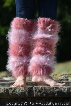 On request Fuzzy and soft handmade leggings