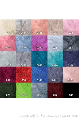 Soft mohair raglan sleeve sweater in 3 colours
