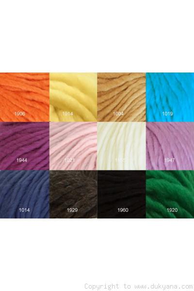 Pure Australian merino long T-neck sweater dress in custom colour